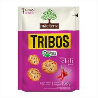 SNACK TRIBOS CHILI ORGÂNICO 50G