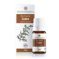 ÓLEO ESSENCIAL DE CEDRO 1- Juniperus virginiana 10ML