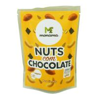 NUTS COM CHOCOLATE ZERO 40G