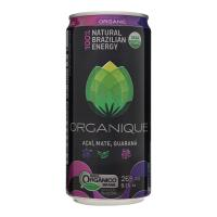 ENERGETICO ORGANIQUE DE AÇAÍ, MATE E GUARANÁ 269ML