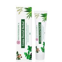 CREME DENTAL HERBAL 80G