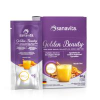 GOLDEN BEAUTY COM 15 SACHÊS 60G