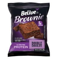 BROWNIE DOUBLE CHOCOLATE 40G