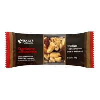 BARRINHA NUTS DE CRANBERRY E CHOCOLATE 35G