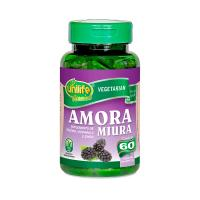 AMORA COM VITAMINAS 60 CAPS 500MG