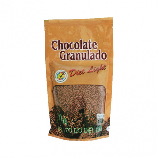 CHOCOLATE GRANULADO DIET LIGHT 100G
