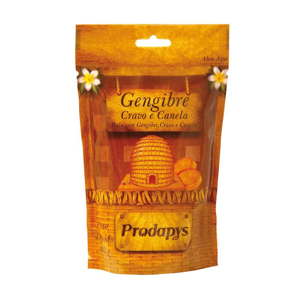 Agua Com Mel E Canela Beneficios bala de mel com gengibre, cravo e canela 60g - mercadão natural